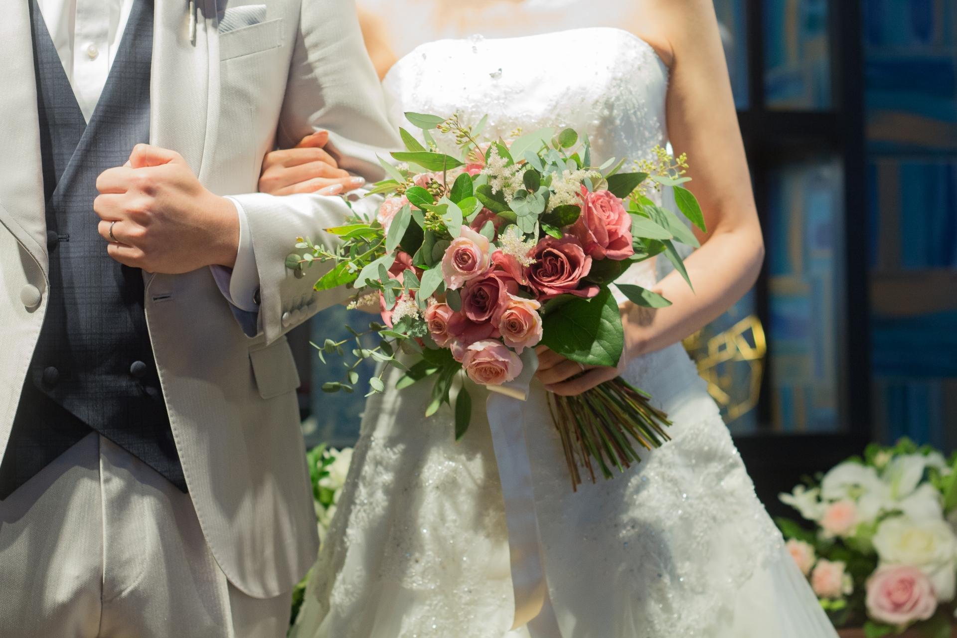 結婚式まで・・・