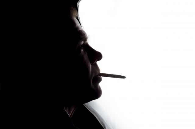 タバコとお見合い